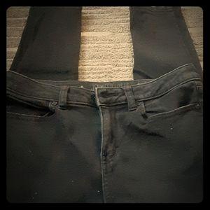 Jennifer Lopez high rise skinny jeans